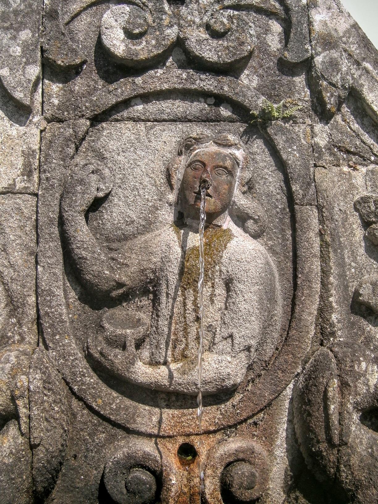 La fontaine de l'odorat du bom jésus