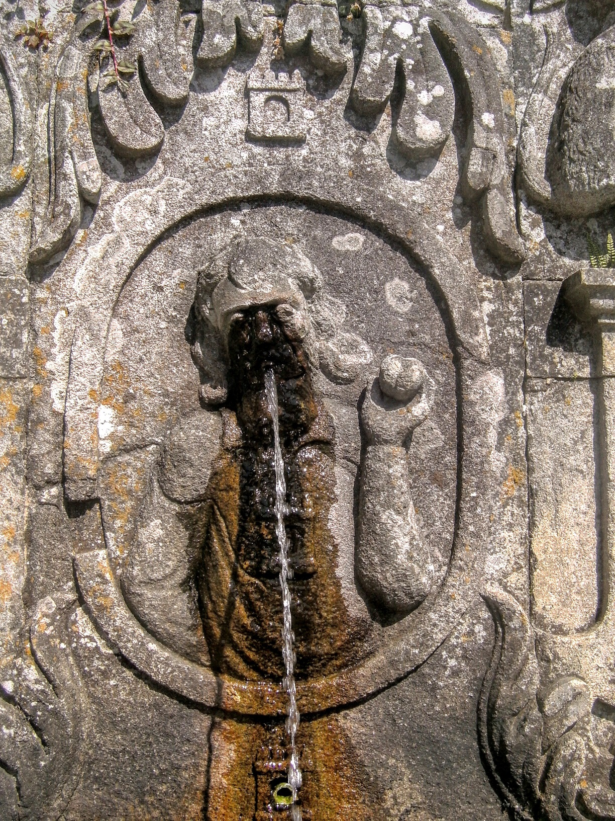 La fontaine du goût du bom jésus