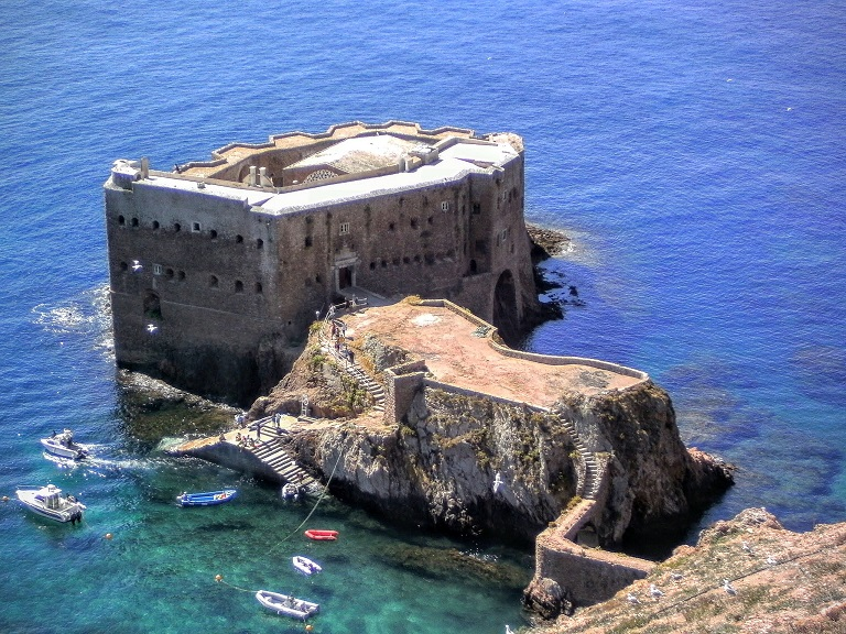 Berlanga - Fort de São João Baptista