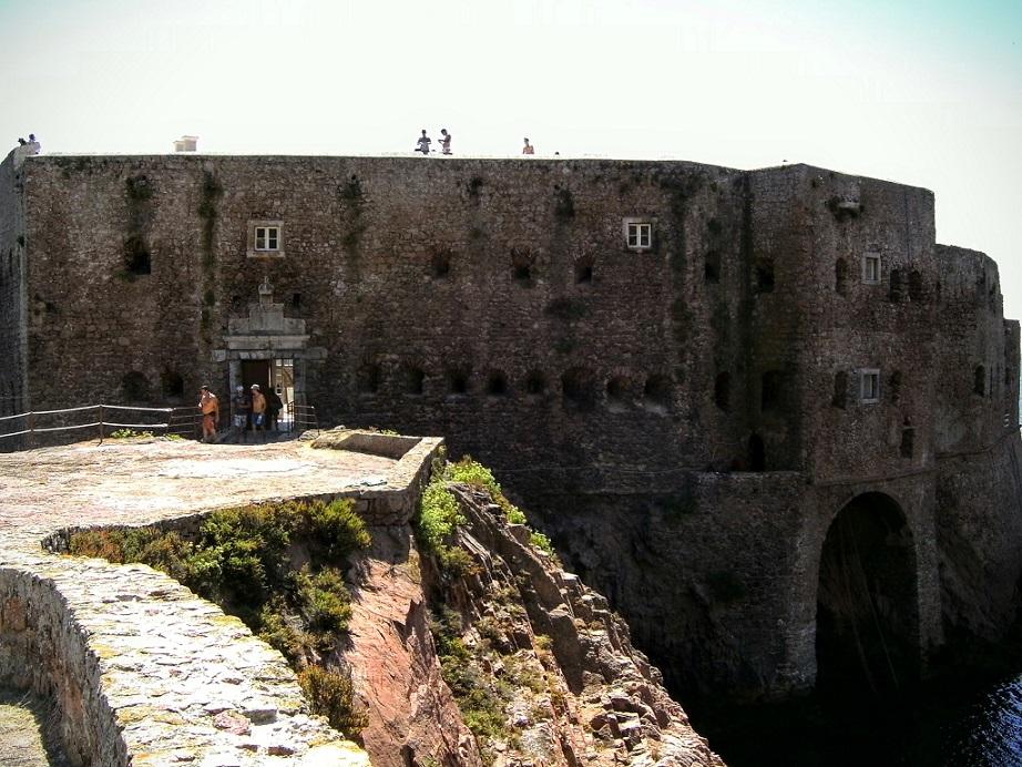 Berlenga - Fort de São João Baptista